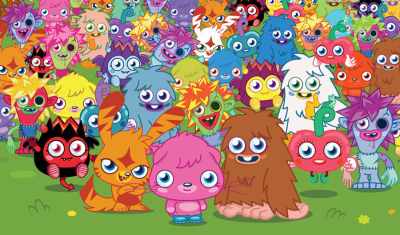 Mind Candy: Bringing adorable monsters to the US via the Web, the movies, and McDonald's | Children's edutainment | Scoop.it