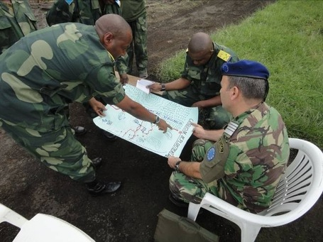 L'OpPlan de la mission EUSEC Congo modifié. On recrute | Bruxelles2 | Agora Brussels World News | Scoop.it