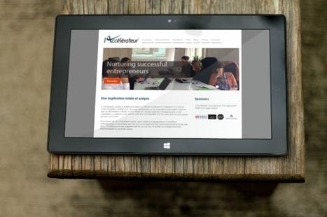 L'Accélérateur annonce une quatrième promotion de 14 startups | Web Marketing Magazine | Scoop.it