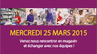 Journée de l'emploi des jeunes chez Carrefour le 25 mars 2015 | Carrefour Recrutement | Emploi et formation alternance Rennes | Scoop.it