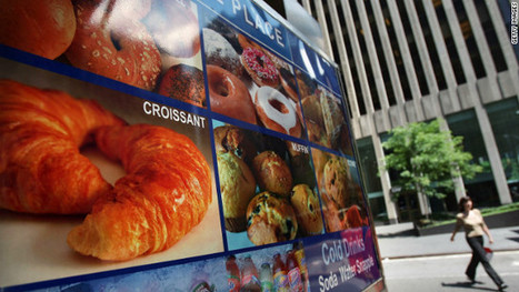Put down that doughnut: FDA takes on trans fats | Health Fitness & Inspiration | Scoop.it