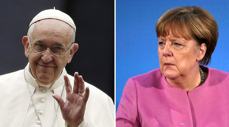 Not so 'infertile' after all: Pope backtracked on Europe comments after 'angry' Merkel call | Saif al Islam | Scoop.it