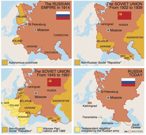 Russia And The Curse of Geography - Fortuna's Corner   Information wars   Scoop.it