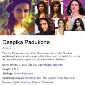 Deepika Padukone Height Weight Body Statistics Diet Plan | Health | Scoop.it