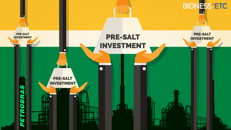 Petroleo Brasileiro Petrobras SA (ADR) Pre-Salt Investment Burden Might Be Eased Off: Here's How | Pre-Salt Oil | Scoop.it
