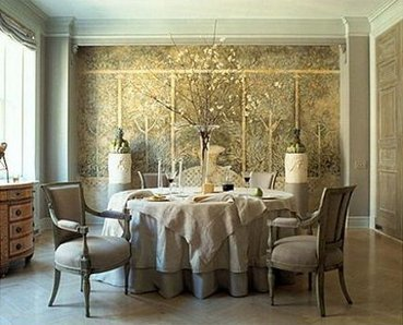 Accent Mural Walls Provide The Atmosphere | Home & Office Styling | Scoop.it
