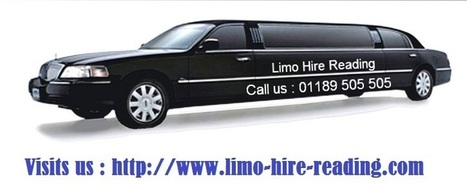 Hire Wedding Limo Car in Reading | Limo hire in Reading | Scoop.it