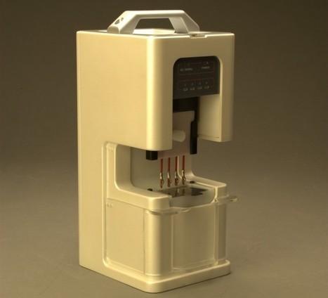 Máquina para extraer ADN en tan solo unos minutos | Educacion, ecologia y TIC | Scoop.it