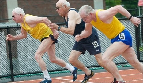 Healthy living into old age can add up to six years to your life: Keeping physically active shows strongest association with survival | gcse,PE | Scoop.it