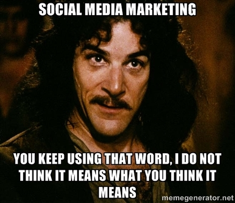 Social Media Doesn't Drive Sales… But That's Not the Point | Healthcare & Medical Digital Marketing | Scoop.it