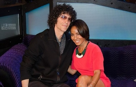Jada Pinkett Smith tells Howard Stern about her open marriage | Howard Stern | Scoop.it