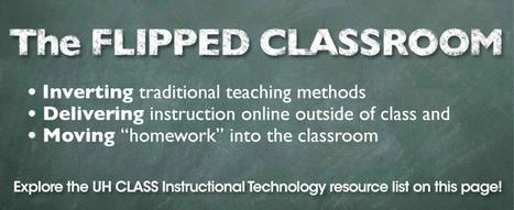 The Flipped Classroom | Digital didactics boosting creativity | Scoop.it