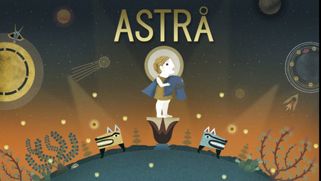 Astrå, un entretenimiento mitológico‑espacial | Mitología clásica | Scoop.it