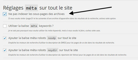 WordPress SEO plugin : Le Guide ultime | Référencement internet | Scoop.it