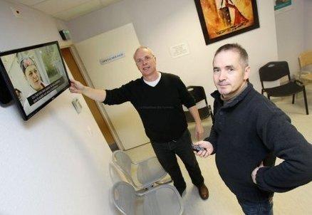 Charente: les salles d'attente des médecins se mettent à la télé | Made in IJBA | Scoop.it