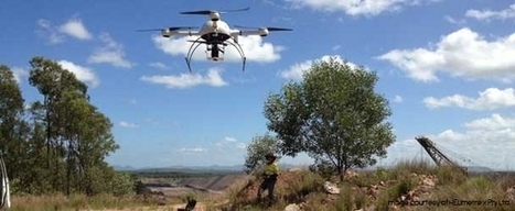Strong Increase Enquiries on UAVs for Mapping and 3D Modelling in 2015 | MINING.com | Geomatics | Scoop.it