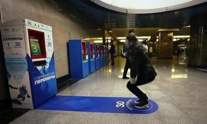 Mosca, viaggi gratis in metropolitana se effettui 30 squat: l'iniziativa in vista delle Olimpiadi Invernali 2014 | Cibo per la mente | Scoop.it