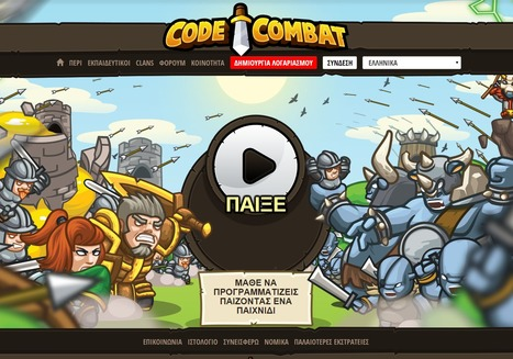 CodeCombat: Learn to Code by Playing a Game | Differentiated and ict Instruction | Scoop.it
