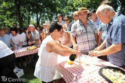 Plus de 1.000 personnes participent au Grand pique-nique des parcs, ce dimanche | Historic Thermal Cities Villes Thermales Historiques | Scoop.it