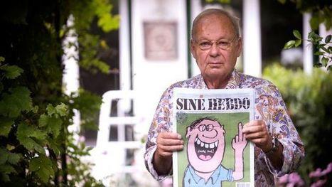 Le caricaturiste Siné, figure de Charlie Hebdo, est mort à l'âge de 87 ans   TdF      Culture & Société   Scoop.it