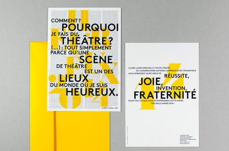 DES SIGNES – Muchir et Desclouds - Studio de graphisme à Paris – ACTUALITÉS   graphic design   Scoop.it