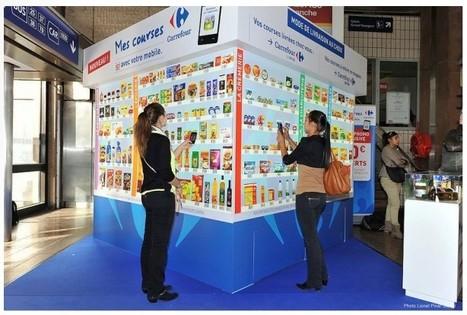 Les magasins virtuels dans la vie réelle - Blog marketing mobile | TV, new medias and marketing | Scoop.it