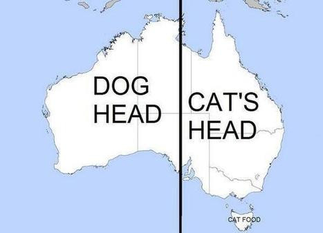 """Interesting Facts on Twitter: """"You'll never look at Australia the same way again http://t.co/vEn3p0lm54""""   Social Networking Sites in the Classroom   Scoop.it"""