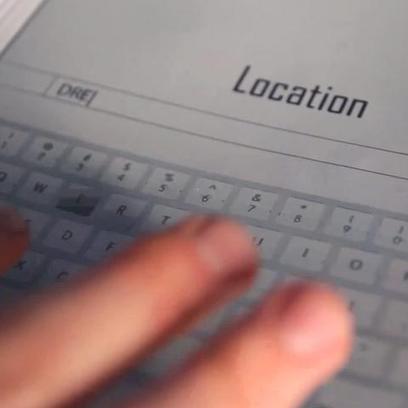 PaperTab Is a Tablet as Thin and Flexible as Paper | Uppdrag : Skolbibliotek | Scoop.it