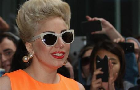 Gaga sprays first perfume, but where's the blood? - Canada.com | GAGA | Scoop.it