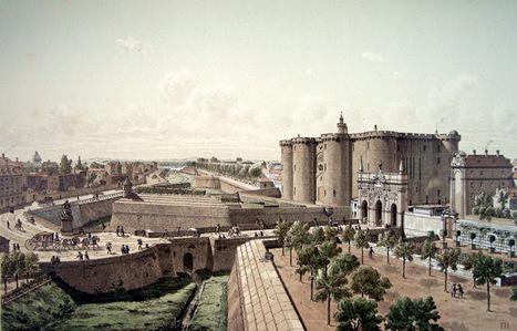 1789 - La place de la Bastille à travers les âges. | Histoire de France | Scoop.it
