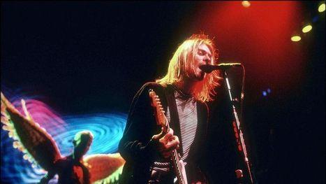 Nirvana: leur tube sacré meilleure chanson de tous les temps | Industrie musicale et évènementielle | Scoop.it