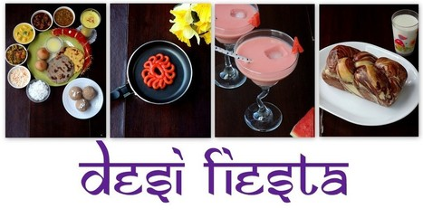 Desi Fiesta : Rose Custard with Apple | Valentine's Day Spl | Food Recipes From  All Over The world | Scoop.it