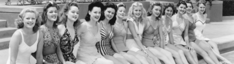 Tendances maillots de bain : Les Françaises de plus en plus pudiques ? - Twenga Magazine | Lingerie femme | Scoop.it