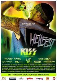 Kiss, Korn et Bad Religion au Hellfest 2013 | News musique | Scoop.it