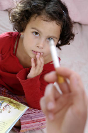 Aggressive behavior linked specifically to secondhand smoke exposure in childhood | Science and Sanity | Scoop.it