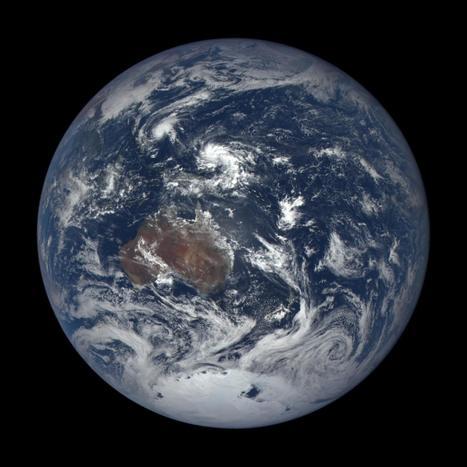 DSCOVR::EPIC::Earth Polychromatic Camera   RINTE   Scoop.it