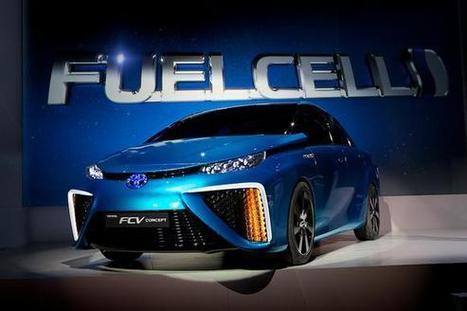 Is This New Fuel Cell Catalyst a Game Changer for Hydrogen Vehicles? | Global Sustainable Energy | Scoop.it