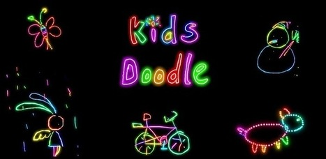 Kids Doodle - Color & Draw - Applications Android sur GooglePlay   iPad for Science & Teaching   Scoop.it
