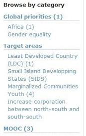 UNESCO WSIS Knowledge Communities: Global List of OER Initiatives - updated   Uso seguro de la red   Scoop.it