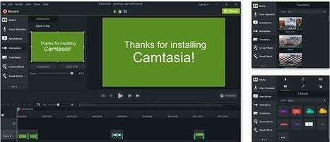 Recording Live Presentations with Camtasia: Conversation with Jake Pechtel | PowerPoint Concepts | Scoop.it