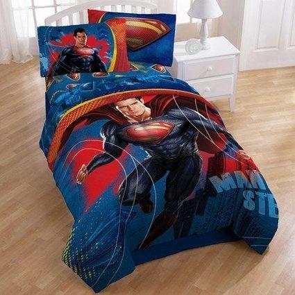 Superman Bedroom Decor | Home Sweet Decor | Fab Finds | Scoop.it