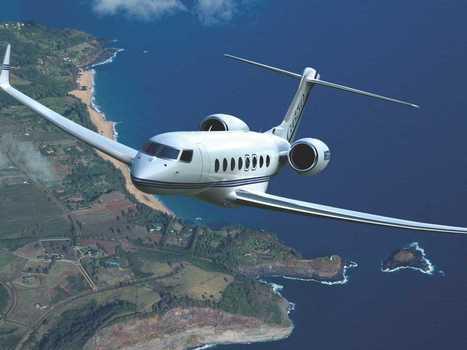Tour The Amazing $64.5 Million Gulfstream G650 | Jetlag : jet privé, conciergerie de luxe et voyages de rêve... | Scoop.it