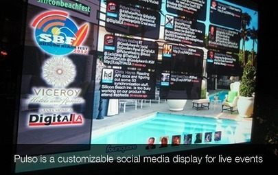 Twitter and Instagram live Wall - Pulso Viral | Modern Adaptive Education with ICT | Scoop.it