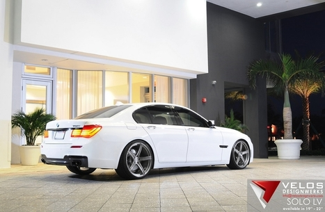 BMW 750i By Velos Designwerks - Top Cars   Damn It's Awesome   Scoop.it