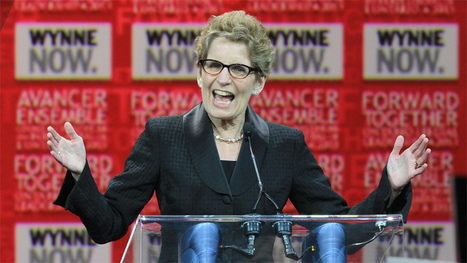 Can Kathleen Wynne bring change to Ontario? - Toronto - CBC News | This Gives Me Hope | Scoop.it