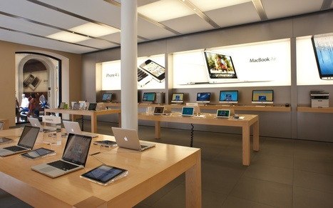 5 experiences commerce websites should replicate from the Apple Store | M-CRM & Mobile to store | Scoop.it