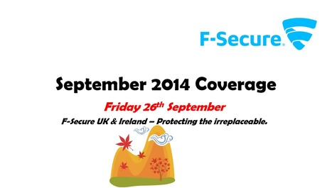 September 2014 Coverage (26th) | F-Secure Coverage (UK) | Scoop.it
