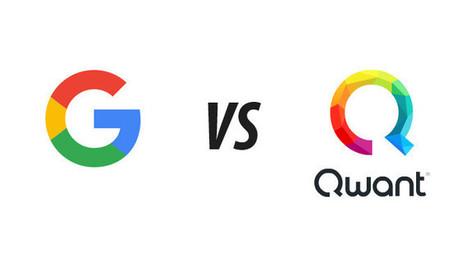 Quand Google copie le logo de Qwant ! | Entrepreneurs du Web | Scoop.it