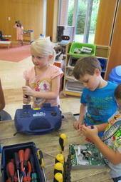 Kinder aus dem Kindergarten Taufkirchen erleben Technik | KET - Kinder erleben Technik | Scoop.it