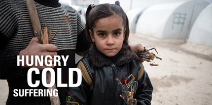 Aid for Syrian Child Refugees - Hungry, Cold, Suffering :: U.S. Fund for UNICEF - UNICEF USA   News You Can Use - NO PINKSLIME   Scoop.it